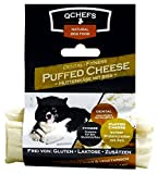 Qchefs Hundesnack Dental Fitness Puffed Cheese, 2er Pack (2 x 100 g)
