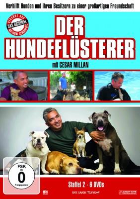 Hundeflüsterer, Staffel 2 auf DVD